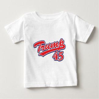 Trump-45-RED Baby T-Shirt