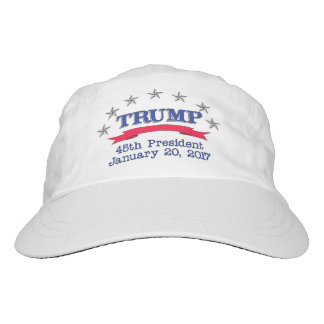 Trump 45th President Hat