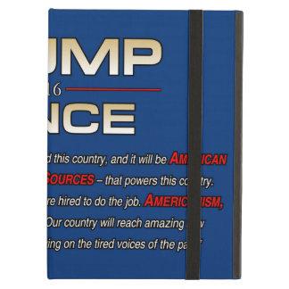 TRUMP AMERICAN HANDS iPad AIR CASE
