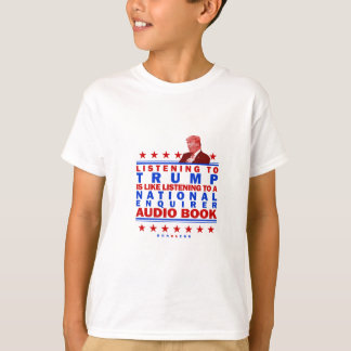 Trump AudioBook T-Shirt
