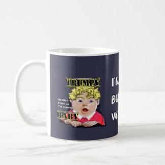 Trump Baby Coffee Cup