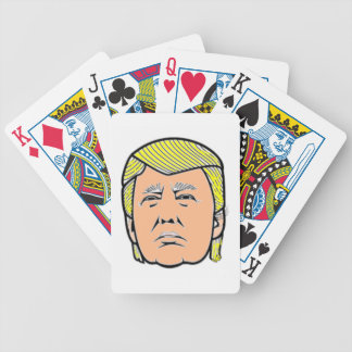 Trump Bicycle Playing Cards