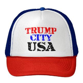 Trump City USA Hat