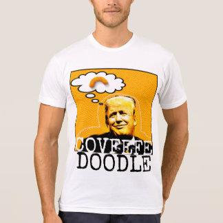 Trump Covfefe Doodle shirt for men