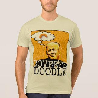 Trump Covfefe Doodle shirt for men, 2