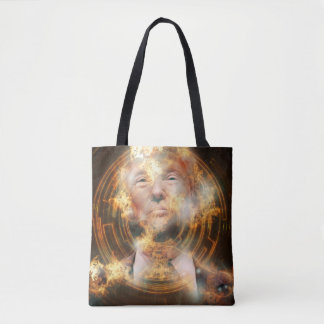 Trump Custom All-Over-Print Tote Bag