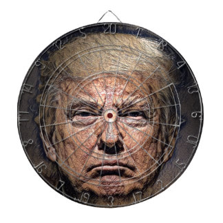 Trump Dart Board Game by Artful Oasis