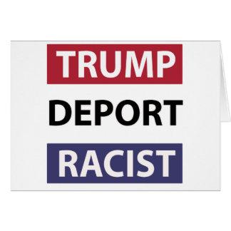 trump design card