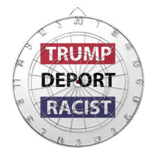 trump design dartboard