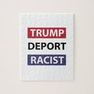 trump design jigsaw puzzle