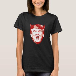 Trump Devil Head - Anti-Trump - T-Shirt
