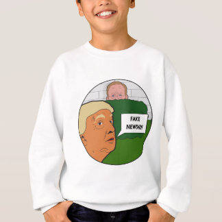 Trump Fake News Sweatshirt