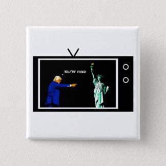 Trump Fires Lady Liberty Pin