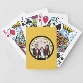 TRUMP First Family Poker Deck