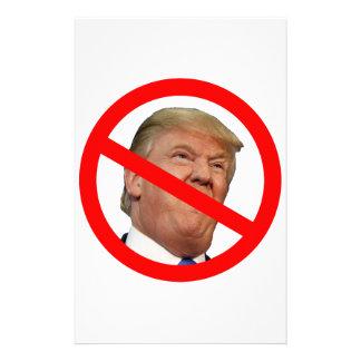 TRUMP FREE:  Make America Trump Free Again! Stationery