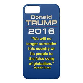 TRUMP GLOBALISM iPhone 8/7 CASE
