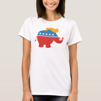 Trump GOP Elephant T-Shirt