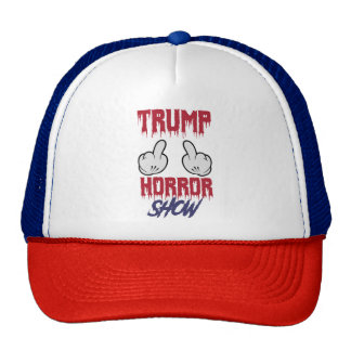 Trump Horror show Cap