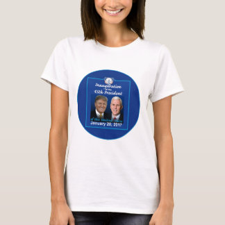 TRUMP Inaugration T-Shirt