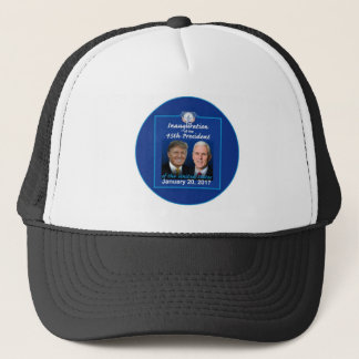 TRUMP Inaugration Trucker Hat