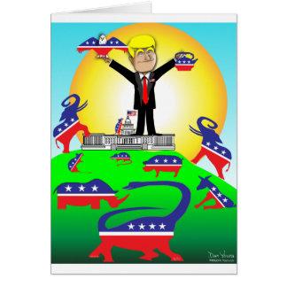 Trump Inauguration 2 Card