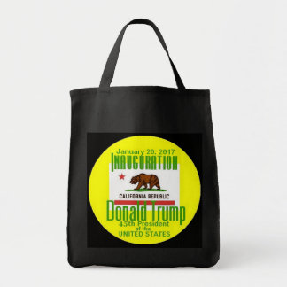 TRUMP Inauguration Tote Bag