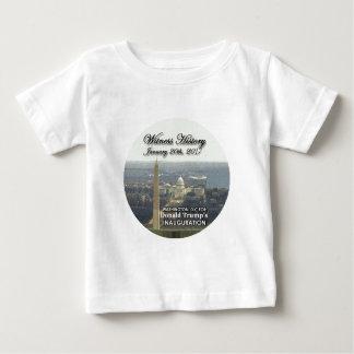 TRUMP Inaugurationn Baby T-Shirt