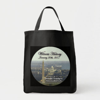 TRUMP Inaugurationn Tote Bag