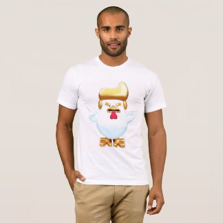 Trump Inflatable Blow Up Chicken T-Shirt