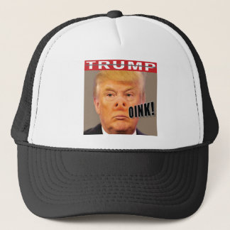 Trump is a Pig Trucker Hat