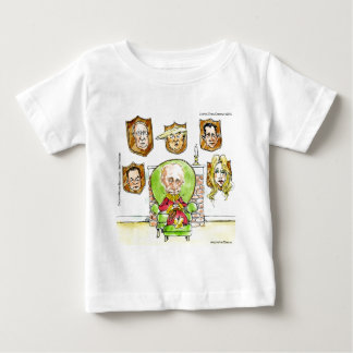 Trump Is Putin On The Ritz Gifts Baby T-Shirt