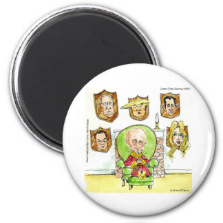 Trump Is Putin On The Ritz Gifts Magnet