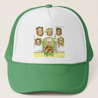 Trump Is Putin On The Ritz Gifts Trucker Hat