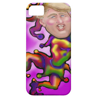 Trump Jester Case For The iPhone 5