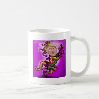 Trump Jester Coffee Mug