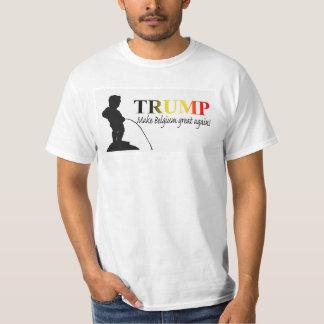 Trump, Make Belgium Great Again T-Shirt