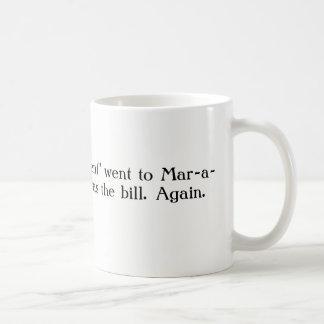 Trump Mar-a-Lago mug