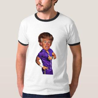 Trump Men's Basic Ringer T-Shirt