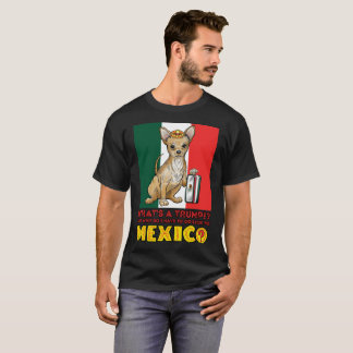 Trump Mexican immigration tee shirt