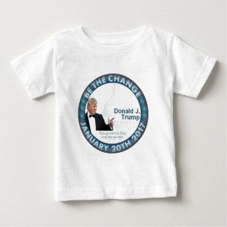 TRUMP nauguration Baby T-Shirt