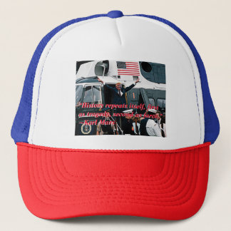 Trump Nixon Revival Trucker Hat