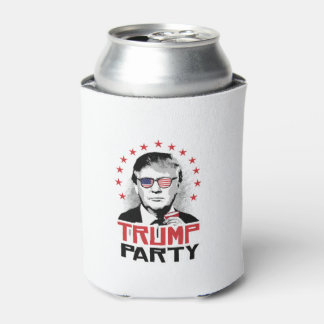 Trump Party 2016 Can Cooler