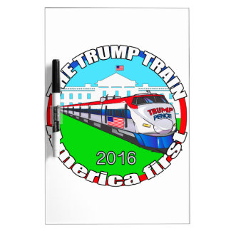 Trump Pence America first Dry-Erase Whiteboard