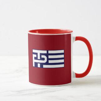 Trump Pence Flag - Blue -  -  Mug