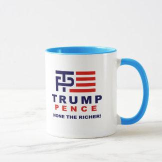 Trump Pence None The Richer - 2016 - -  Mug
