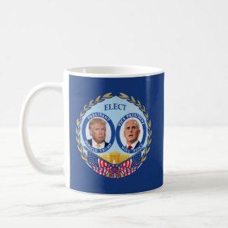 Trump/Pence OR Clinton/Kaine Coffee Mug