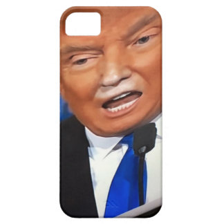 Trump Phone Barely There iPhone 5 Case