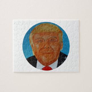 Trump photo puzzle