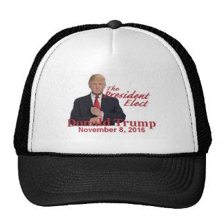 TRUMP President-Elect 2016 Cap