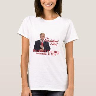 TRUMP President-Elect 2016 T-Shirt